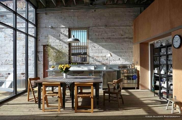 Le Design Incroyable d'une Cuisine de Style Industriel !  Le Design Incroyable d'une Cuisine de Style Industriel ! Le Design Incroyable dune Cuisine de Style Industriel 2