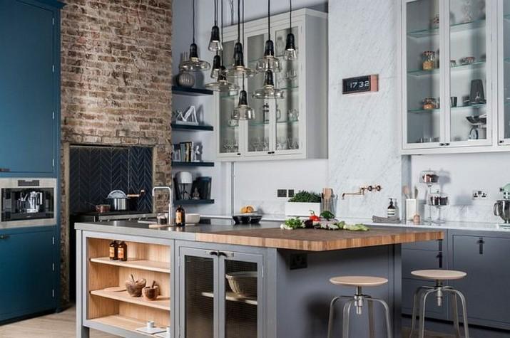 Le Design Incroyable d'une Cuisine de Style Industriel !  Le Design Incroyable d'une Cuisine de Style Industriel ! Le Design Incroyable dune Cuisine de Style Industriel 5