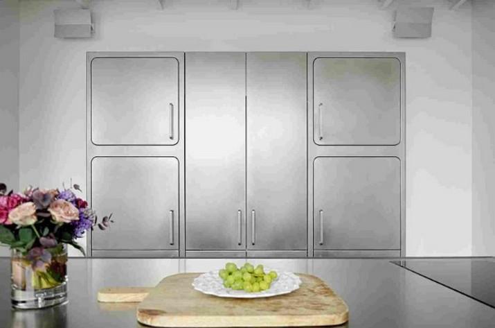 Une Cuisine de Style Industriel dans le Paris Romantique que vous allez Adorer  Une Cuisine de Style Industriel dans le Paris Romantique que vous allez Adorer Une Cuisine de Style Industriel dans le Paris Romantique que vous allez Adorer 2