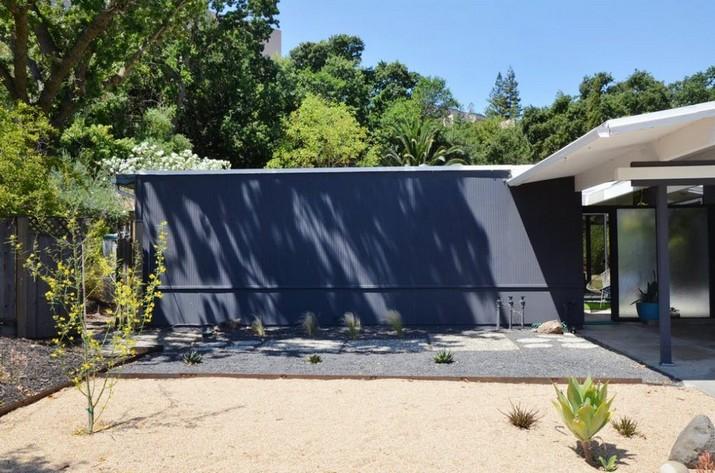 Une Maison Moderne du Style Milieu du Siècle en Californie du Nord  Une Maison Moderne du Style Milieu du Siècle en Californie du Nord Une Maison Moderne du Style Milieu du Si  cle en Californie du Nord 13