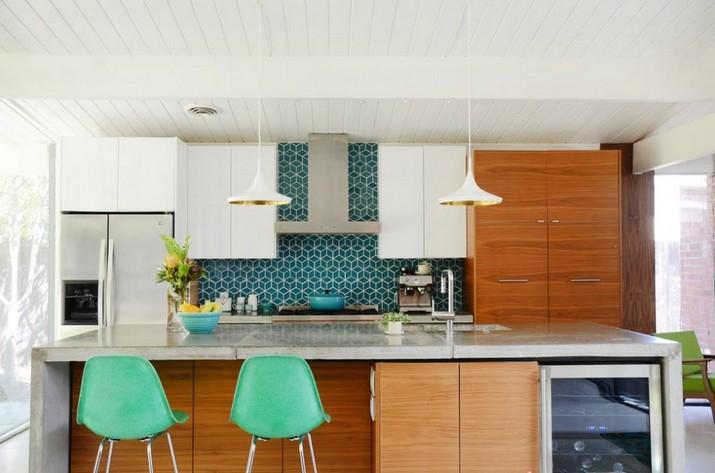 Une Maison Moderne du Style Milieu du Siècle en Californie du Nord  Une Maison Moderne du Style Milieu du Siècle en Californie du Nord Une Maison Moderne du Style Milieu du Si  cle en Californie du Nord 3