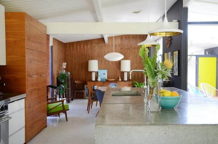 Une Maison Moderne du Style Milieu du Siècle en Californie du Nord  Une Maison Moderne du Style Milieu du Siècle en Californie du Nord Une Maison Moderne du Style Milieu du Si  cle en Californie du Nord 4