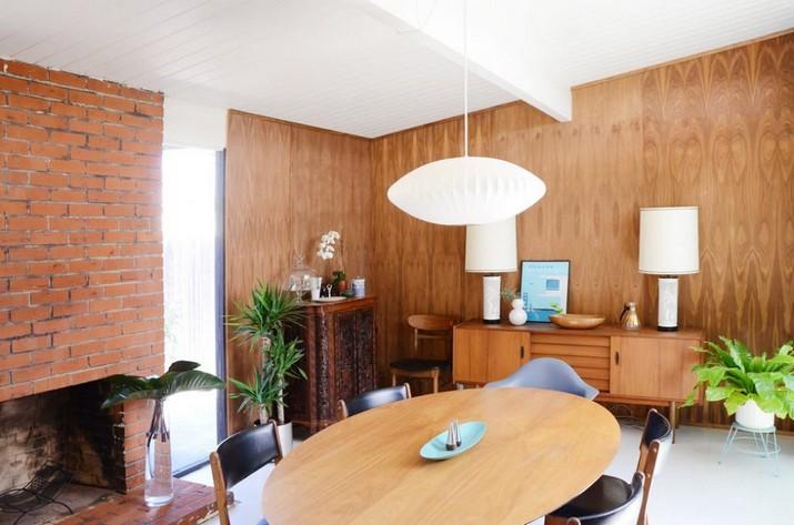 Une Maison Moderne du Style Milieu du Siècle en Californie du Nord Une Maison Moderne du Style Milieu du Si  cle en Californie du Nord 5