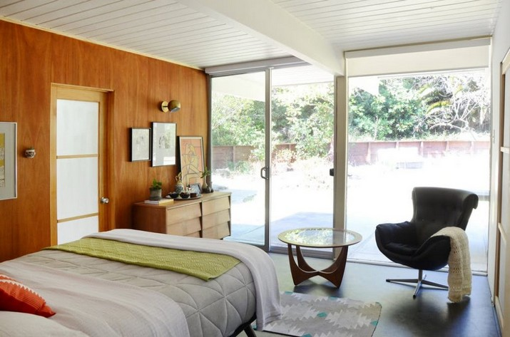 Une Maison Moderne du Style Milieu du Siècle en Californie du Nord  Une Maison Moderne du Style Milieu du Siècle en Californie du Nord Une Maison Moderne du Style Milieu du Si  cle en Californie du Nord 8