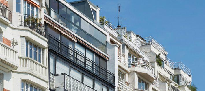 L'Ancien Appartement Parisien de Le Corbusier Rouvre au Public le corbusier interiors residential france paris apartments dezeen 2364 col 2 710x315