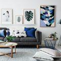 Nous avons trouvé les Idées de Salons Scandinaves que vous Cherchiez more 5 cobalt blue living room accessories beautiful 120x120