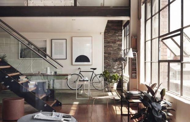 Sentez-vous inspiré par ces lofts industriels de New York Sentez vous inspir   par ces lofts industriels de New York 1 1 620x400