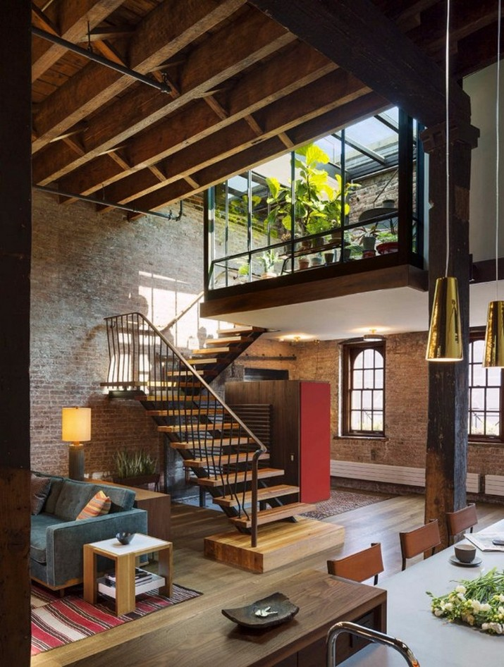 Sentez-vous inspiré par ces lofts industriels de New York