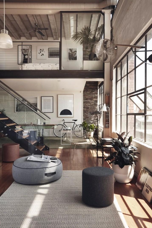Sentez-vous inspiré par ces lofts industriels de New York  Sentez-vous inspiré par ces lofts industriels de New York Sentez vous inspir   par ces lofts industriels de New York 4