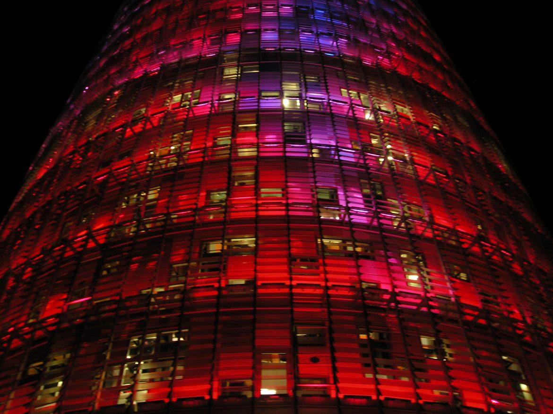 Top 10 : Le chef d'oeuvre de Jean Nouvel Torre Agbar 2
