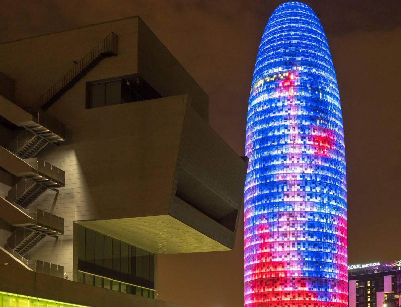 Top 10 : Le chef d'oeuvre de Jean Nouvel Torre Agbar 5
