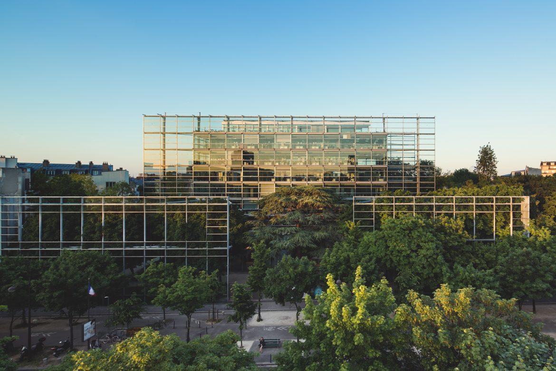 Top 10 : Le chef d'oeuvre de Jean Nouvel fondation cartier 2