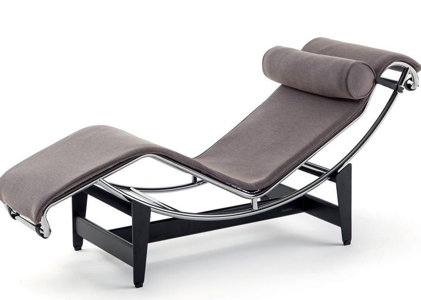 Long Chair Corbu Charlotte Perriand Charlotte Perriand, a French Designer in Japan 10