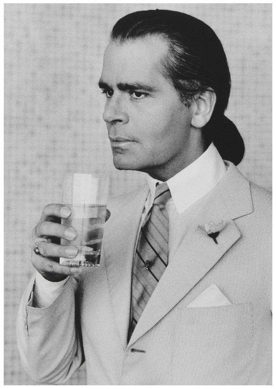Monsieur Karl Otto Lagerfeld. Karl Lagerfeld 3