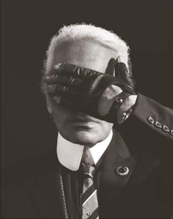 Monsieur Karl Otto Lagerfeld. Karl Lagerfeld