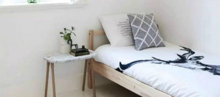 Idées de chambre d'enfants minimalistes pour vous inspirer Neutral Colours to Trendy Up your Kids Bedroom Decor 1 1 710x315