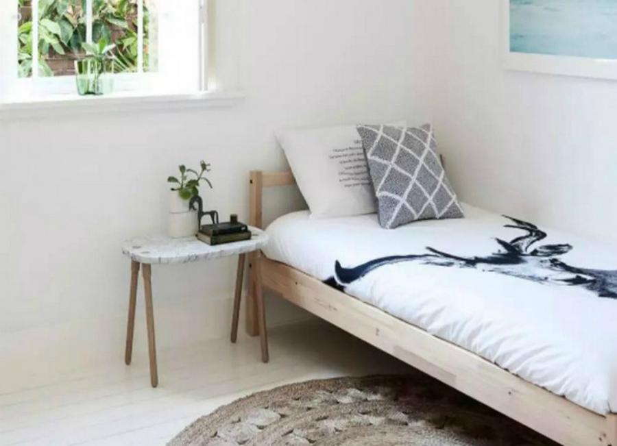 Idées de chambre d'enfants minimalistes pour vous inspirer Neutral Colours to Trendy Up your Kids Bedroom Decor 1 1