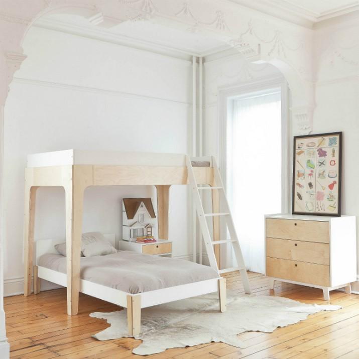 Idées de chambre d'enfants minimalistes pour vous inspirer  Idées de chambre d'enfants minimalistes pour vous inspirer Neutral Colours to Trendy Up your Kids Bedroom Decor 2