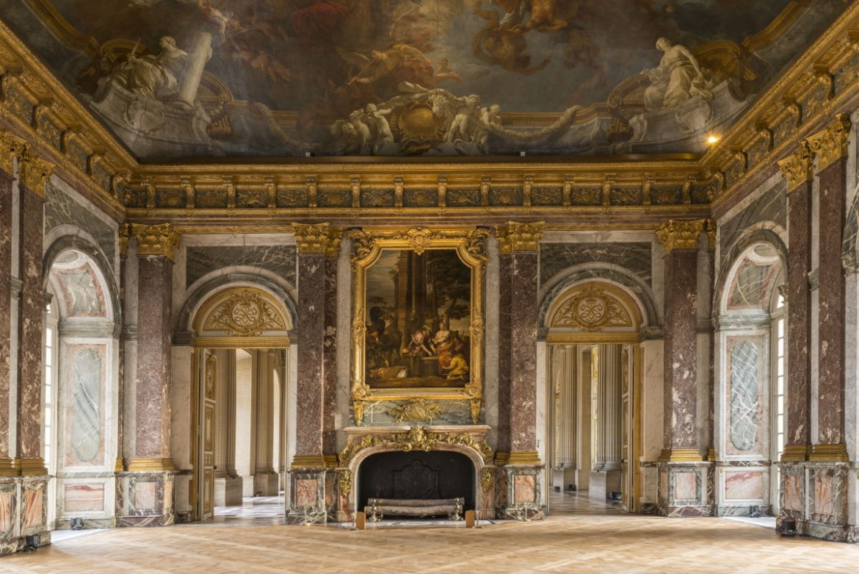 Top 5 : Une inspiration européenne ? Pourquoi pas ! Versailles
