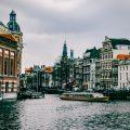 Top 5 : Une inspiration européenne ? Pourquoi pas ! amsterdam architecture boat 967292 120x120