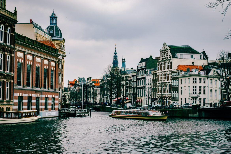 Top 5 : Une inspiration européenne ? Pourquoi pas ! amsterdam architecture boat 967292