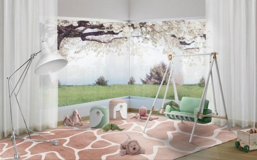 Idées de décoration pour enfants – 5 lampadaires de luxe pour améliorer leur décor jjjojnjbbjbkl  lkn