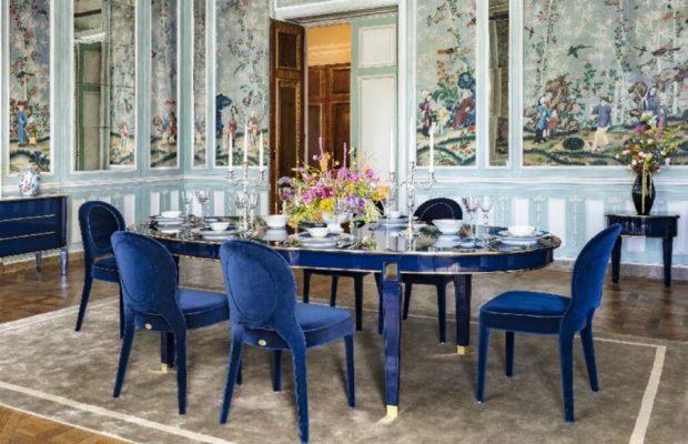 Ritz Paris Home Collection Présenté Nouvelles Tendances Á Maison Et Objet 2019