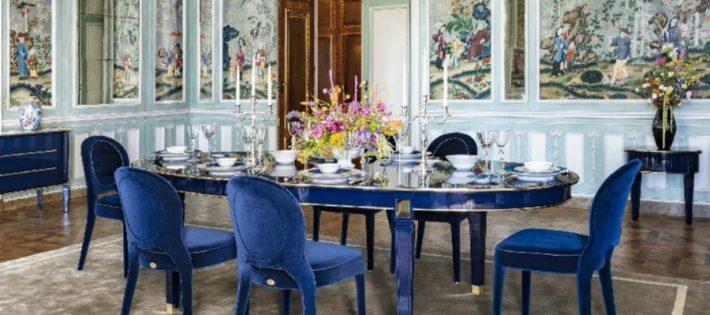Ritz Paris Home Collection Présenté Nouvelles Tendances Á Maison Et Objet 2019 kkkkk 710x315