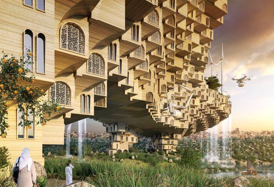 Vincent Callebaut, Architecte du Futur 8b83f6ff596a8e24ebedef8f060097e5