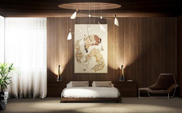Comment choisir le design d'éclairage idéal pour votre chambre Comment choisir le design d  clairage id  al pour votre chambre 3