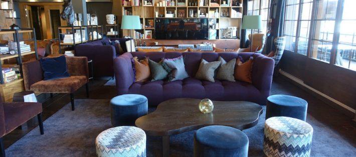 Célébrez le design avec Peter Kohler, un Studio de Design d'Intérieur Suisse Huus Hotel Gstaad 6 710x315