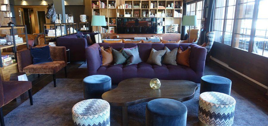 Célébrez le design avec Peter Kohler, un Studio de Design d'Intérieur Suisse Huus Hotel Gstaad 6 900x425