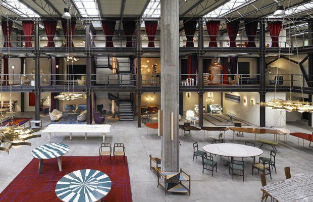 Milan Design Week 2019 – 7 Showroom à ne pas Manquer  Milan Design Week 2019 – 7 Showroom à ne pas Manquer Nilufar depot travelmodus 620x400