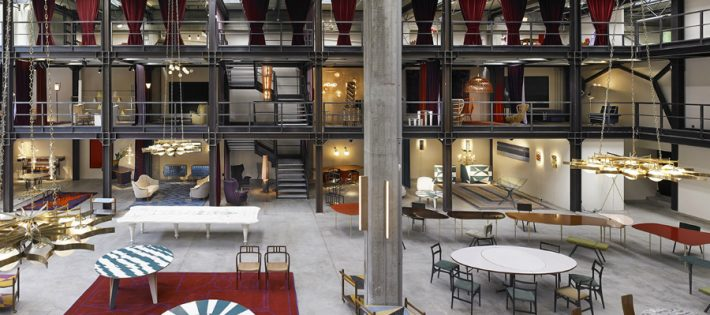 Milan Design Week 2019 – 7 Showroom à ne pas Manquer Nilufar depot travelmodus 710x315