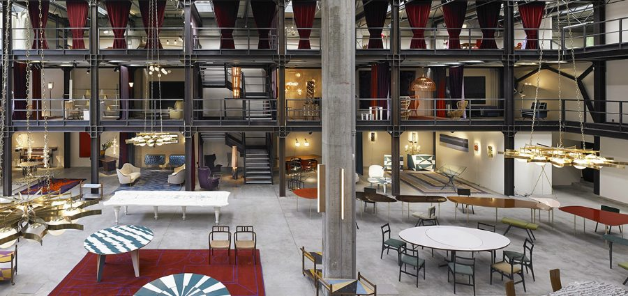 Milan Design Week 2019 – 7 Showroom à ne pas Manquer Nilufar depot travelmodus 900x425