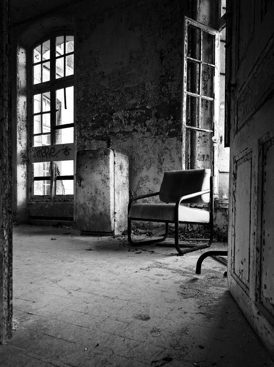 abandoned 5 Abandoned Places to Discover in France Sanatorium Delirium 2