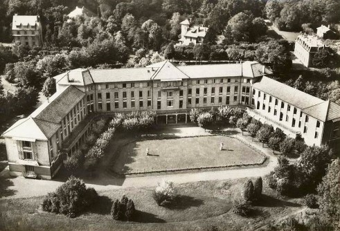 abandoned 5 Abandoned Places to Discover in France Sanatorium Delirium