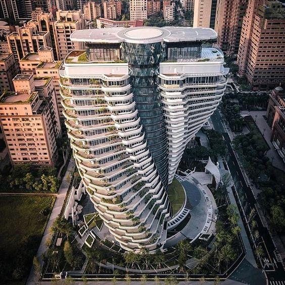 Tao Zhu Yin Yuan Tower vincent callebaut Vincent Callebaut, Architect of the Futur c7de0a3b2e43d69c7324e5d55493bdbf