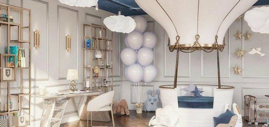 Inspiration chambre d'enfant – Chambre à coucher d'un garçon de 4 ans jjjj 900x425