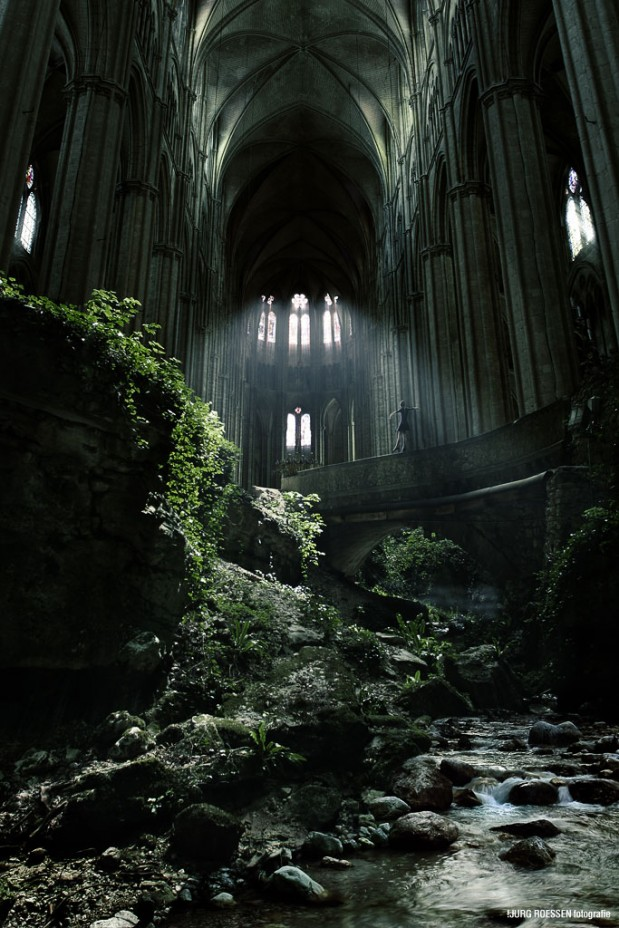 abandoned 5 Abandoned Places to Discover in France labananequiparle Eglise Saint Etienne le Vieux