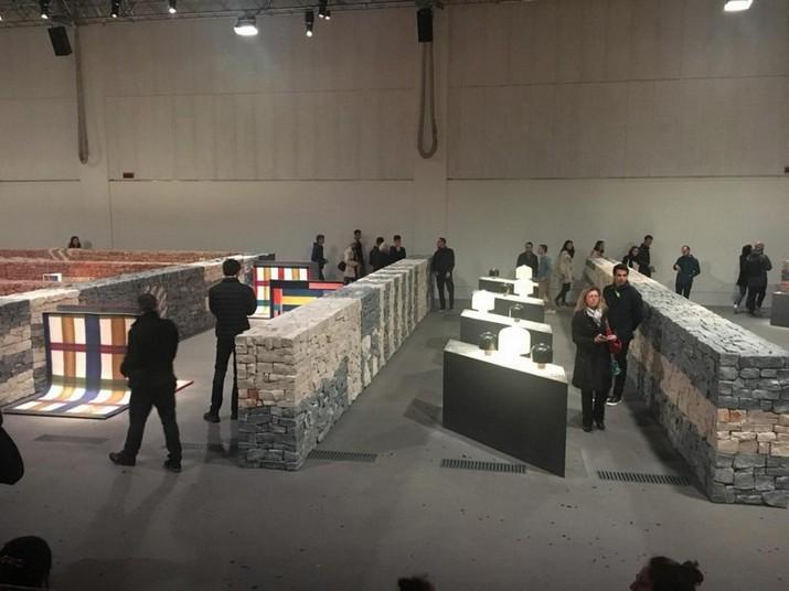 Hermès á Présentée sa Nouvelle Exposition à la Semaine du Design de Milan 2019 Herm  s    Pr  sent  e sa Nouvelle Exposition    la Semaine du Design de Milan 2019 1