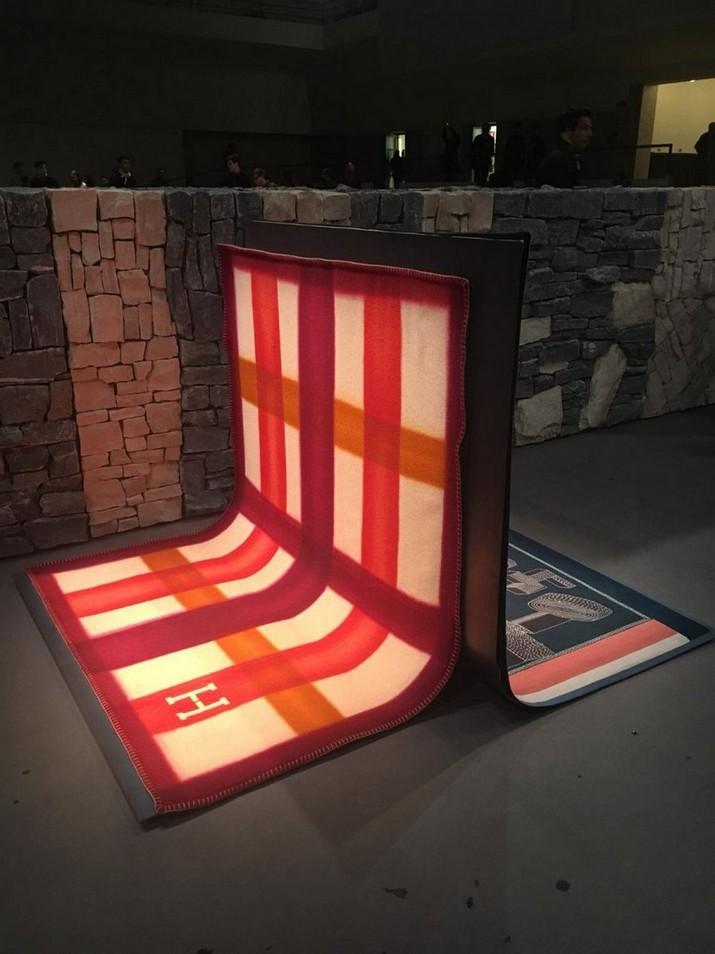 Hermès á Présentée sa Nouvelle Exposition à la Semaine du Design de Milan 2019 Herm  s    Pr  sent  e sa Nouvelle Exposition    la Semaine du Design de Milan 2019 3