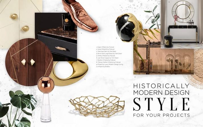 Le Style Historique Moderne est la Tendance à Suivre  Le Style Historique Moderne est la Tendance à Suivre Le Style Historique Moderne est la Tendance    Suivre 5