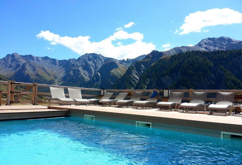 TOP 10 des Plus Belles Piscines de France H  tel Alta Peyra 1