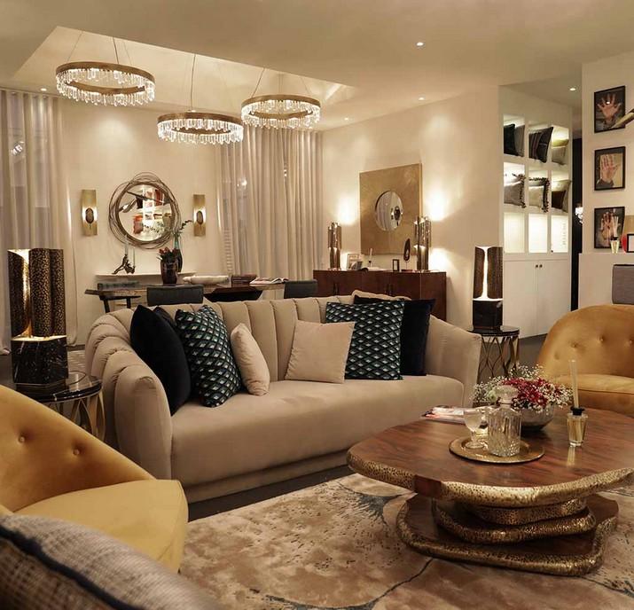 Idées d'Éclairage Modernes pour Votre Salon  Idées d'Éclairage Modernes pour Votre Salon Id  es d  clairage Modernes pour Votre Salon 1