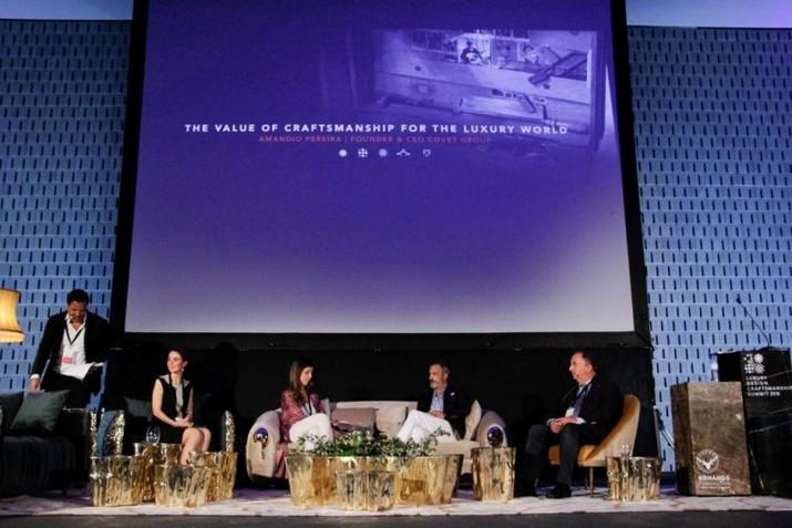 Préparez-vous pour le 2º Sommet du Design et de l'Artisanat de Luxe Pr  parez vous pour le 2   Sommet du Design et de lArtisanat de Luxe 2