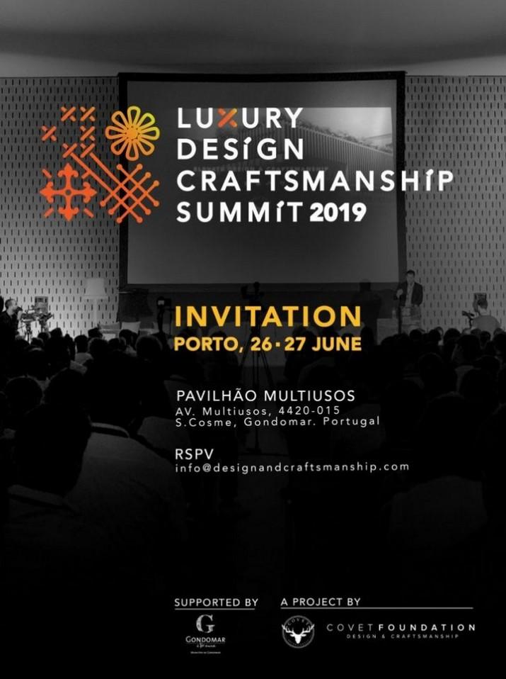 Préparez-vous pour le 2º Sommet du Design et de l'Artisanat de Luxe Pr  parez vous pour le 2   Sommet du Design et de lArtisanat de Luxe 3