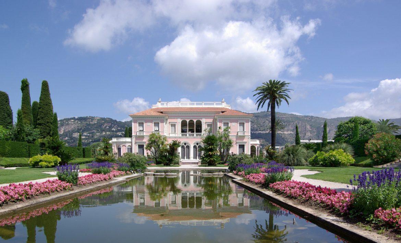 5 Villas de Rêve en France à Découvrir Villa Ephrussi de Rothschild BW 2011 06 10 11 42 29a