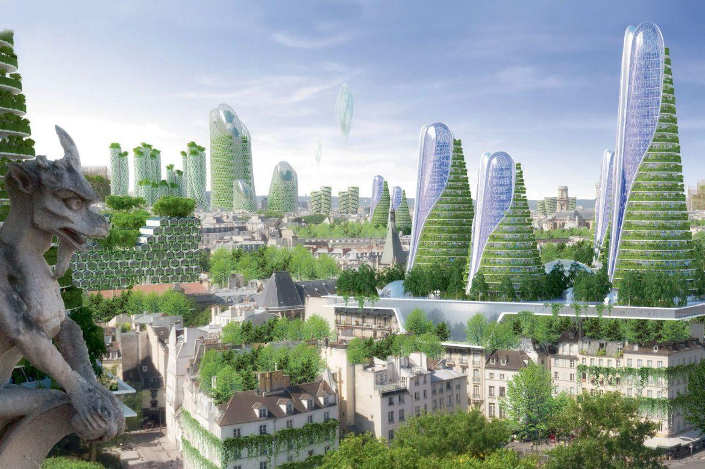 Paris 2050 par Vincent Callebaut 0488320f57eaa3066052cb587f57b29f