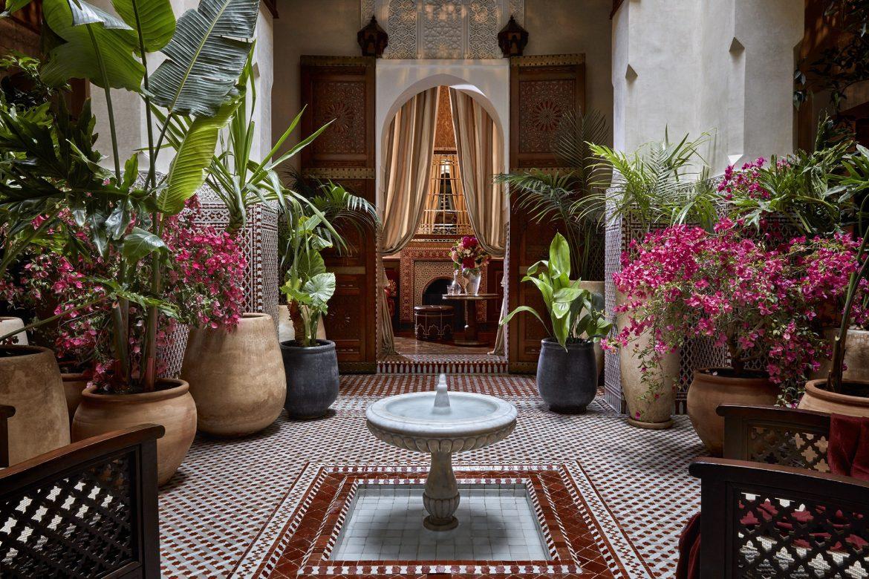 5 Palaces Maroccains où passer ses Vacances 2019 Riad privilege Pario